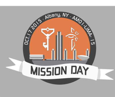 "Initial concept for ""Albany Mission Day"""